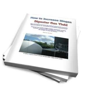 Biogas digester yield plus points