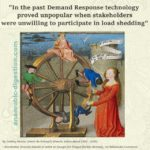 Electricity demand response meme
