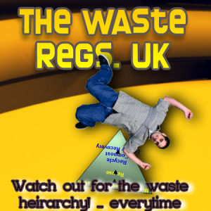 Energy from Waste - Watch out for the waste hierarchy