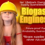 Biogas engines future proof