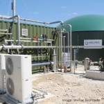 Image that shows Construction of Biomethane Upgrading Unit
