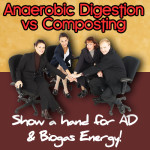 Anaerobic- digestion vs composting: Making a Comparison