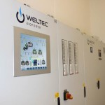WELTEC south korea biogas plant panel