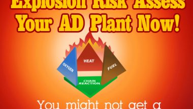 explosion risk assessment