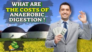 Image illustrates the question of what are the costs of anaerobic digestion.
