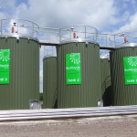 high rate anaerobic digestion process