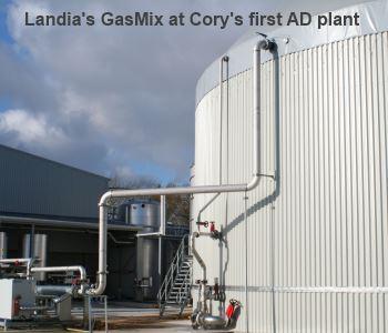 Landia-GasMix-at-Cory-first-AD-plant