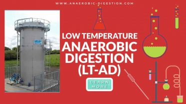 """Image text says: """"Low-temperature anaerobic digestion""""."""