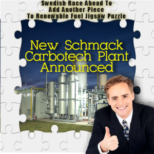 Image used as feature image illustrating how Sweden's Lead in biomethane production continues With Major New Schmack Carbotech Plant article.