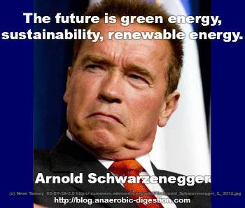 Arnold Schwarzenegger Green Energy helps us explain; What is Renewable Energy.