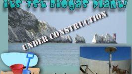 Schmack Biogas Plant Isle of Wight