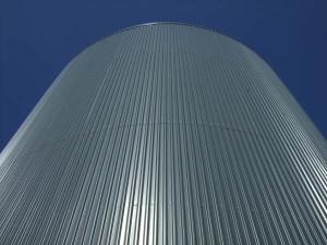 Biogas digester tank - medium