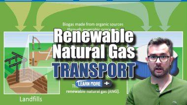 "Image text: ""Renewable Natural Gas Transport""."
