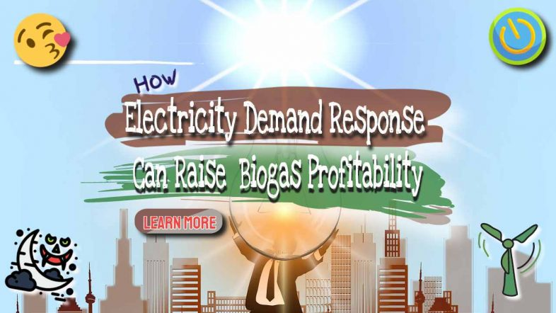 """Image text: """"Electricity Demand Response explained""""."""