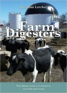 Image shows the cover of the Farm Digesters Paperback.
