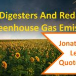Farm Digesters And Reduction Of Greenhouse Gas Emissions smaller