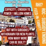 anaerobic digestion UK powers 1 million