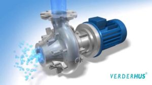 VerderHUS screw channel pump