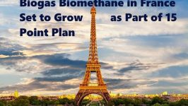Image illustrates that Biogas-biomethane-in France is set to grow.