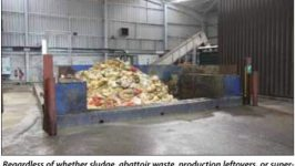 Image shows Weltec PRS Burgebrach sewage sludge digestion
