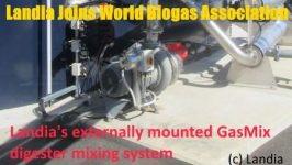 Landia joins World Biogas Association