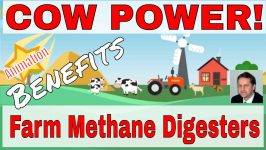 Image is our Cow Power farm methane digesters US thumbnail.