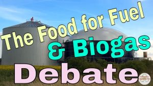 Illustration anaerobic digestion myths as part of the Food for Fuel debate article anaerobic digestion and biogas energy.