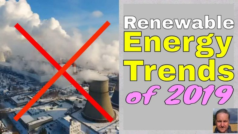 Image shows the Renewable energy trends of 2019 thumbnail.
