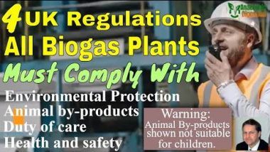 Thumbnail for Anaerobic Digestion Regulations video.