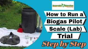 How to run an anaerobic digestions trial-850w