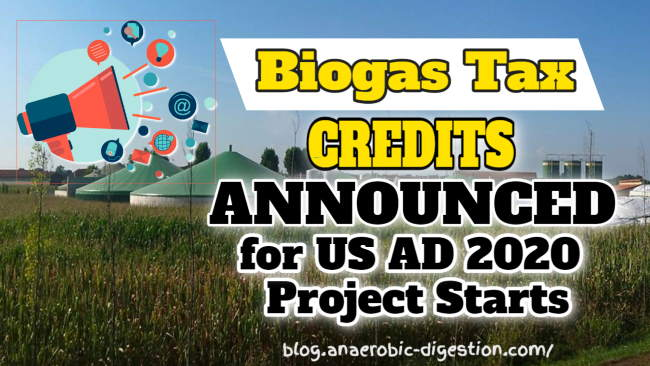 Image is the featured image which illustrates the article, showing a megaphone with biogas plant in the background.