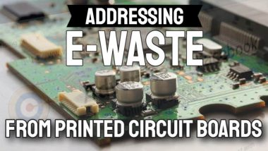 addressing E-waste-from PCBs.
