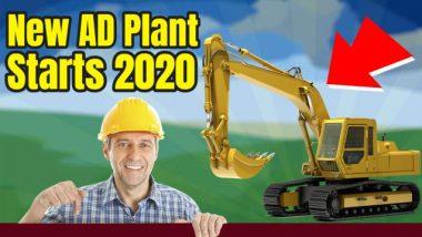 New Anaerobic Digestion (AD) Plant Starts 2020-640w
