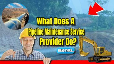 """Featured image text: """"What does a pipeline maintenance service contractor do?"""""""